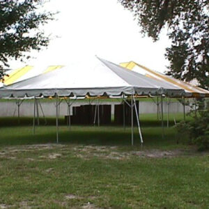 Tent, 20 ft. x 20 ft. Frame Canopy