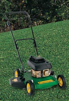 Mower, 20 inch Push