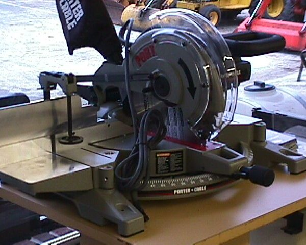 Miter Saw, 12 inch Compound