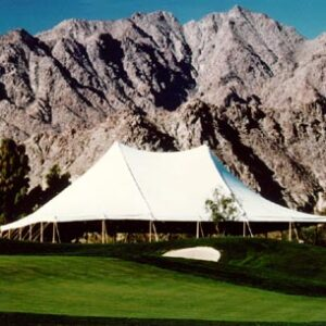 Tent, 40' X 40' Canopy