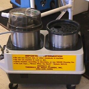 Carpet Cleaner, Thermax